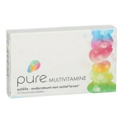 PURE MULTIVITAMINE COMP 30