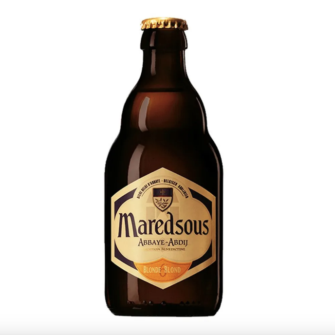 Maredsous Blonde (6°)