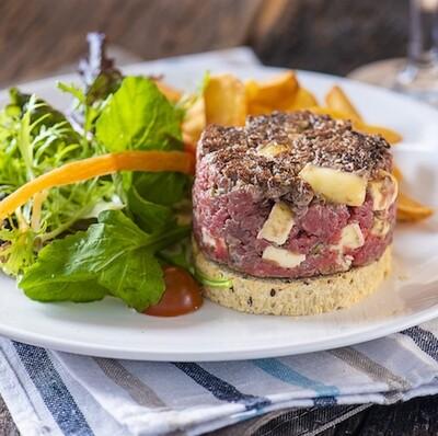 Steak Tartare Poêlé