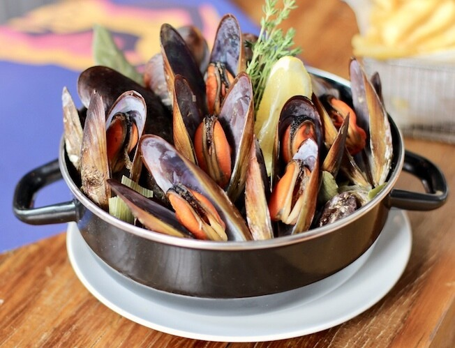 Kit do Chef: Moules