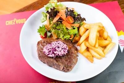 Steak Beurre Marchand de vin