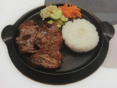 Beef Short Rib (LA 갈비)
