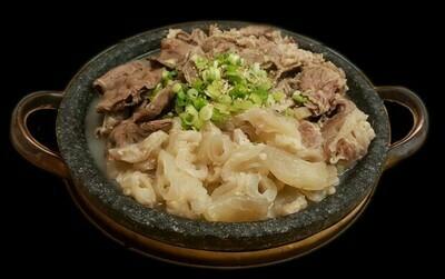 Assorted Beef in Stone -L (모듬수육 - L)