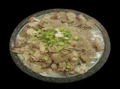 Boiled Beef Brisket -M (차돌박이수육 - M)