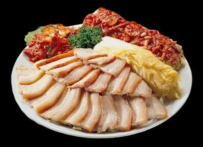 Boiled Pork Wraps -L (보쌈 - L)