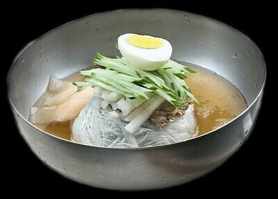 Cold Noodle (물냉면)