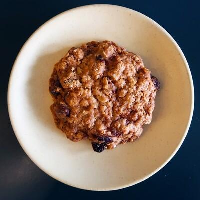 Oat & Cranberry Cookies