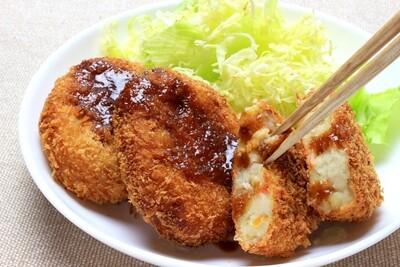 Potato Croquette (3 pcs)