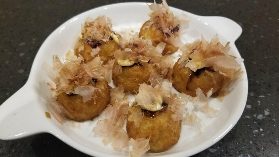 Takoyaki (6pcs)