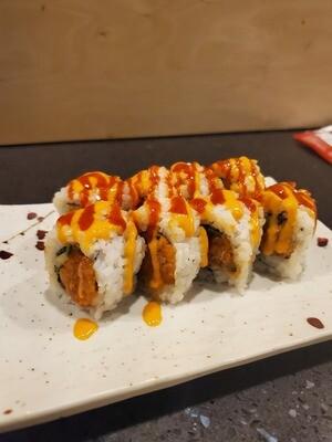 Spicy Tuna Cucumber Roll