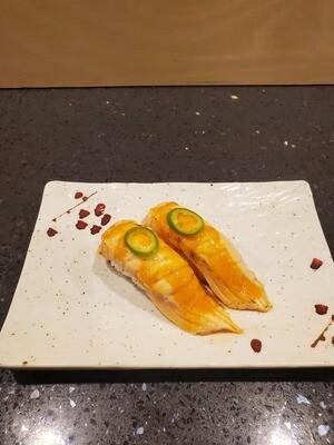 Salmon Aburi (2pcs)