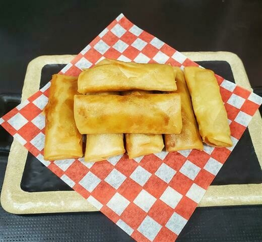 Vegetable spring roll (7pcs)