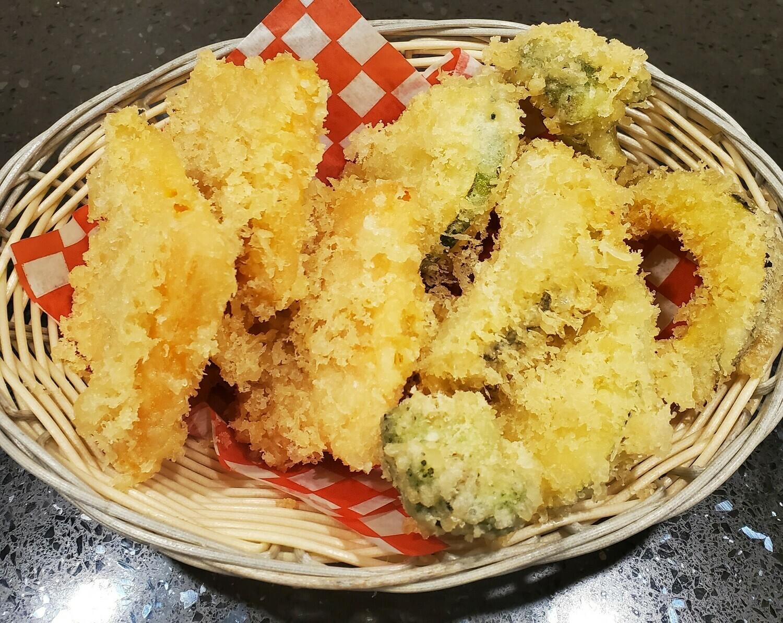 Mixed Veggies Tempura