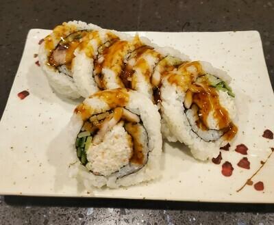 Chicken Crab Roll