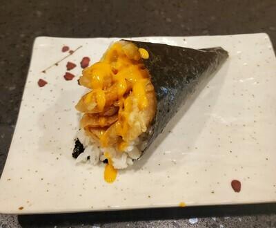 Spicy Yam Cone (1ea)