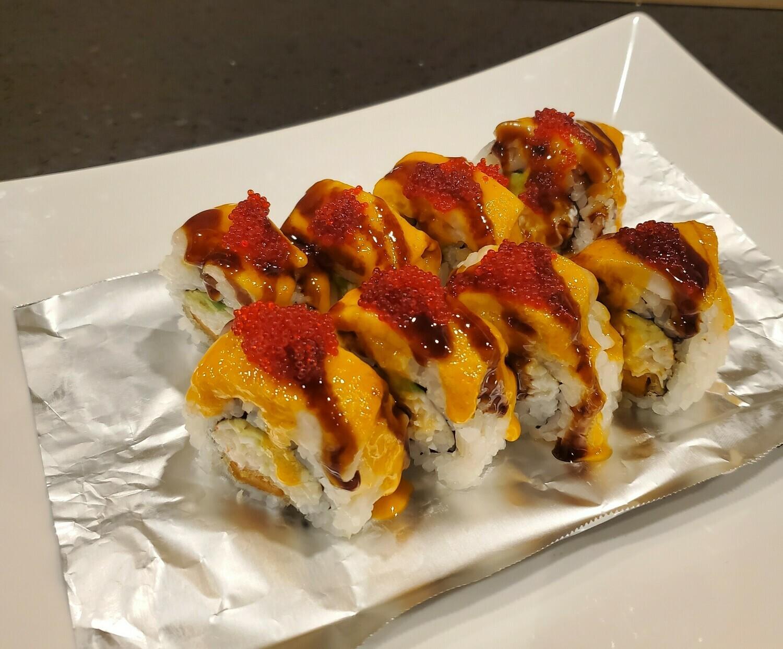 Mountain Roll (Salmon)