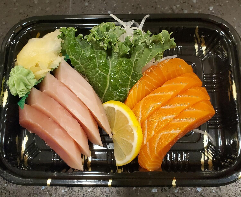 Salmon & Tuna Sashimi