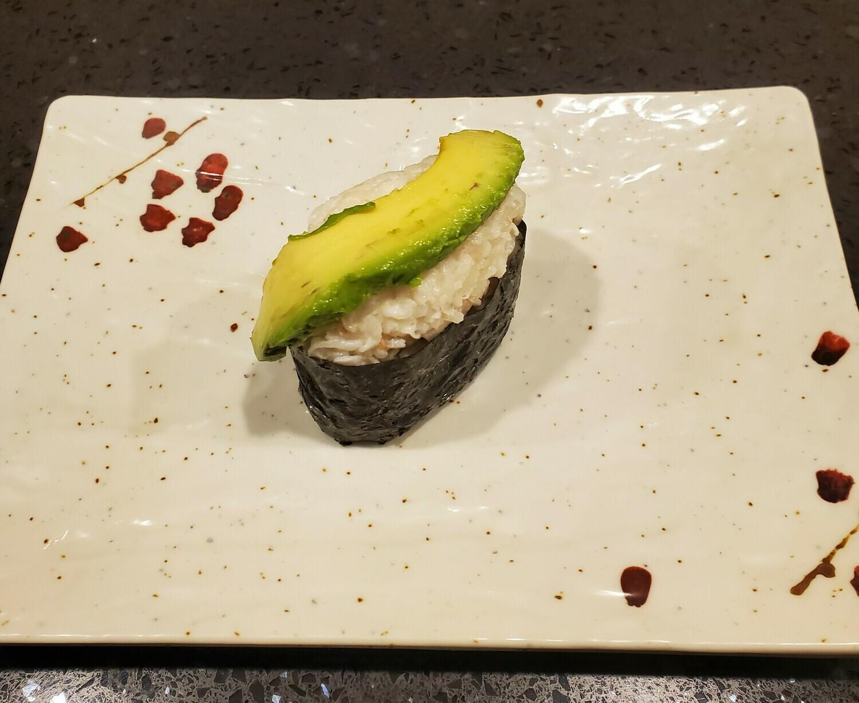 Crab Meat & Avocado