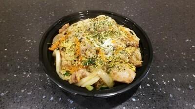 Oyako Don (Chicken)