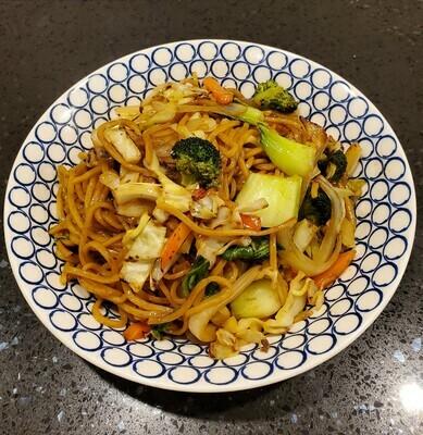 Vegetable Yaki Soba
