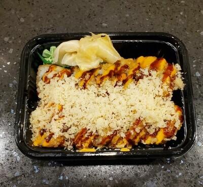 Deep Fried Spicy Tuna Roll