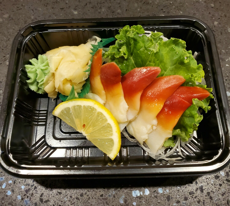 Hokkigai Sashimi (5pcs)