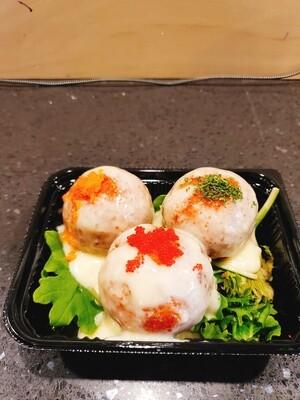 Creamy Risotto Balls