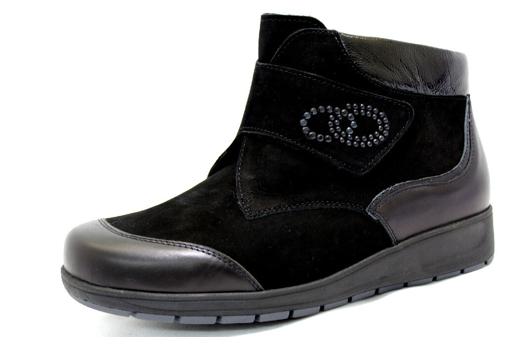 Waldläufer Boots Weite M - Warmfutter