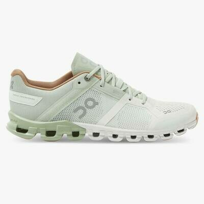 ON | Cloudflow aloe white - Running neutral