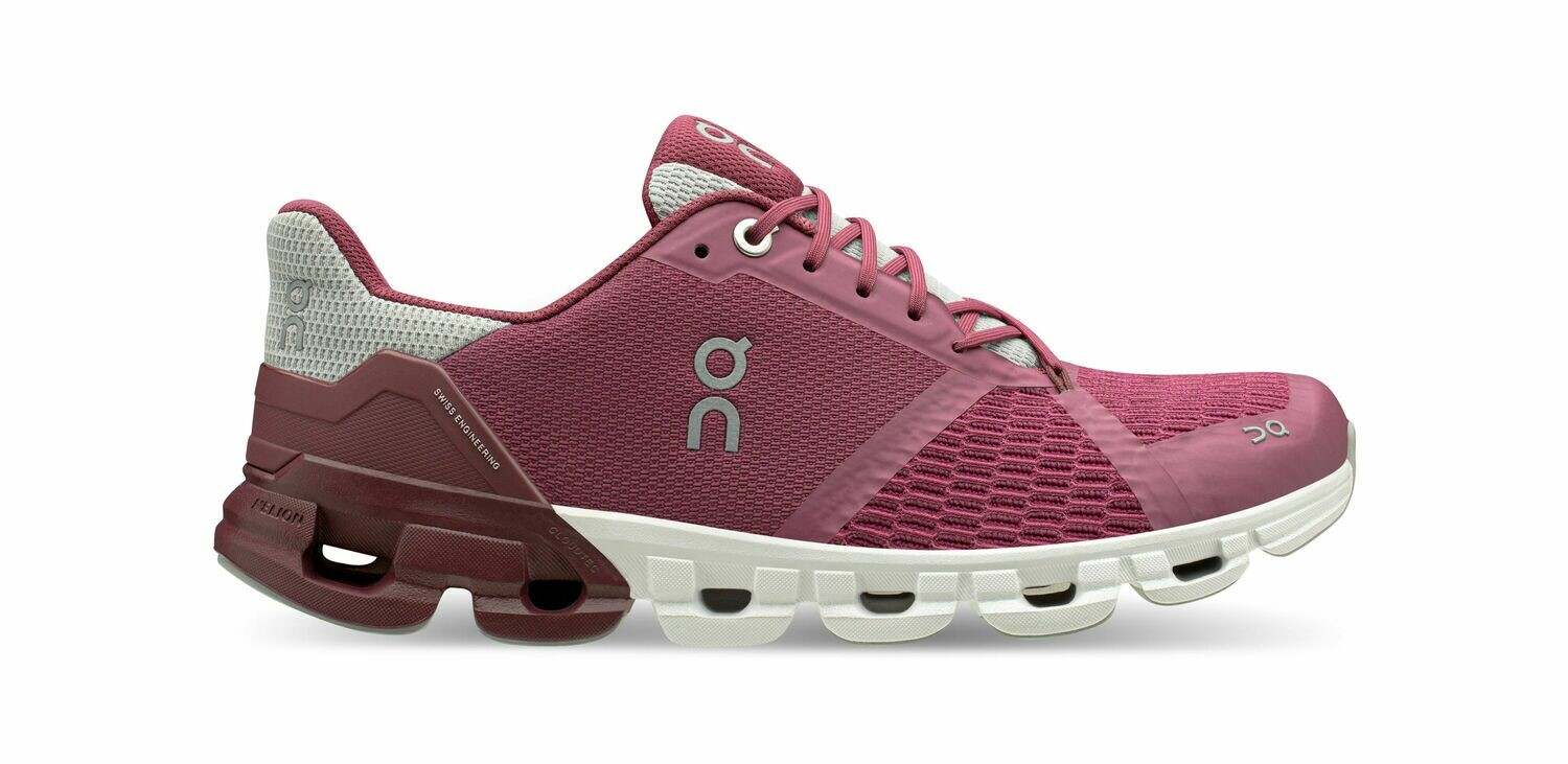ON | Cloudflyer magenta mulberry - Running structured guided