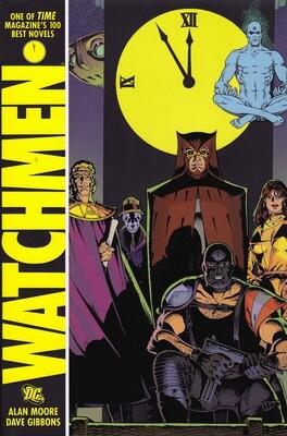 Alan Moore: Watchmen