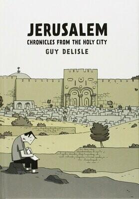 Delisle: Jerusalem