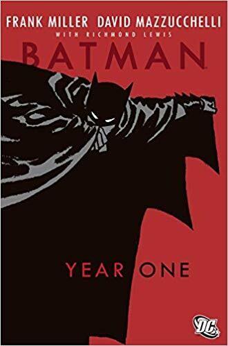 Miller in Mazzuccheli: Batman, Year One