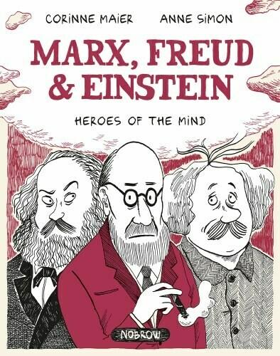 Anne Simon: Marx, Freud & Einstein