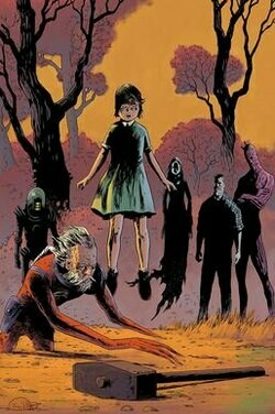 Jeff Lemire: Black Hammer