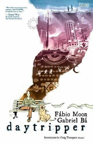 Moon&Ba: Daytripper