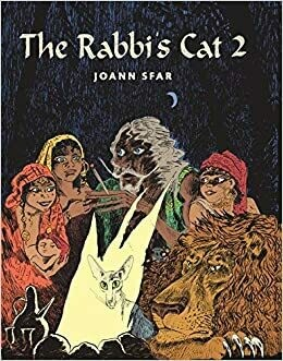 Sfar: Rabbi's cat 2