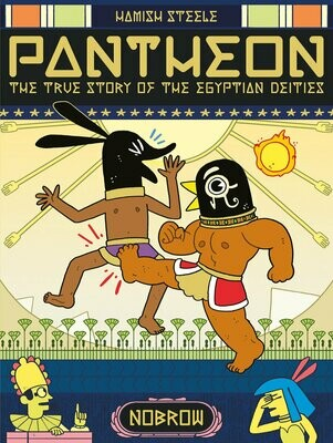 Hamish Steele: Pantheon