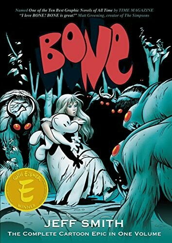 Jeff Smith: Bone, the complete saga