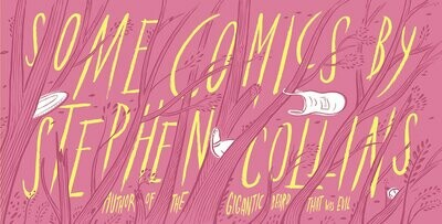 Stephen Collins: Some Comics
