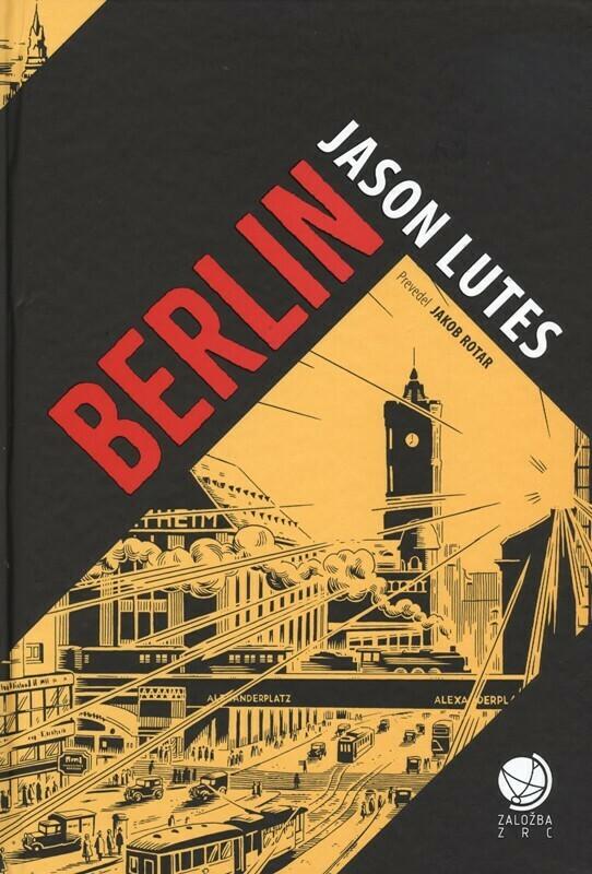 Jason Lutes: Berlin