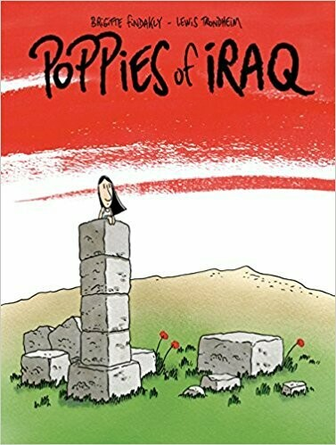Findakly in Trondheim: Poppies of Iraq
