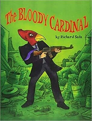 Richard Sala: Bloody Cardinal