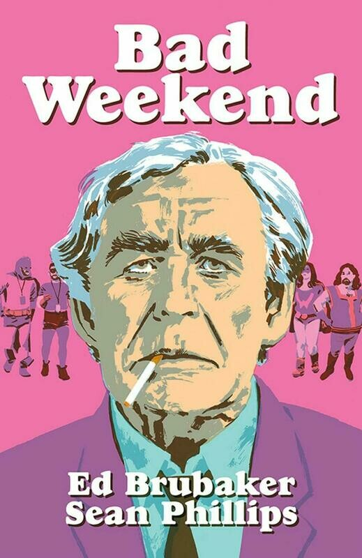 Brubaker in Philips: Bad Weekend