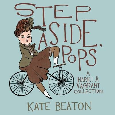 Kate Beaton: Step aside pops