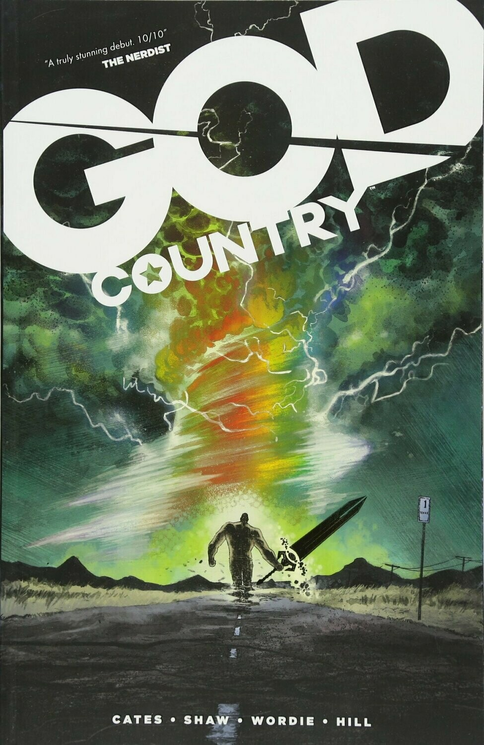 Cates and Shaw: God County