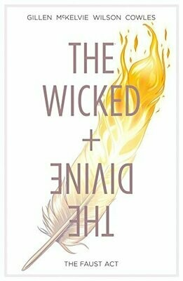 Gillen&MacKelvie: The Wicked and the Divine 1