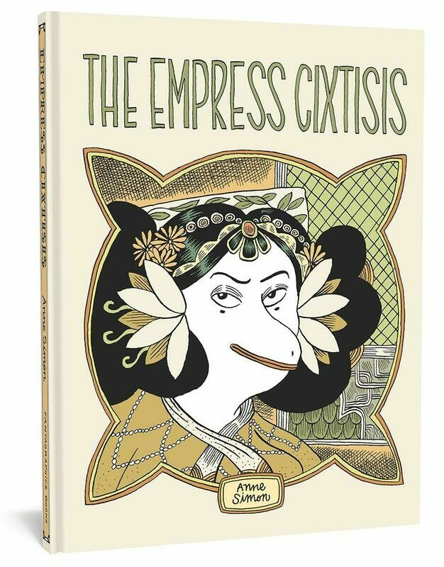 Anne Simon: The Empress Cixtitis