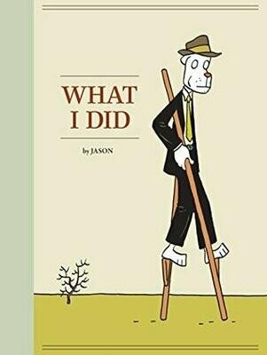 Jason: What I did