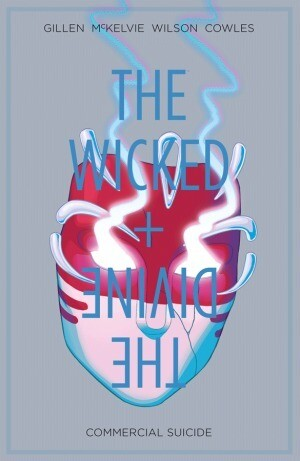 Gillen&MacKelvie: Wicked Divine 3: Commercial suicide